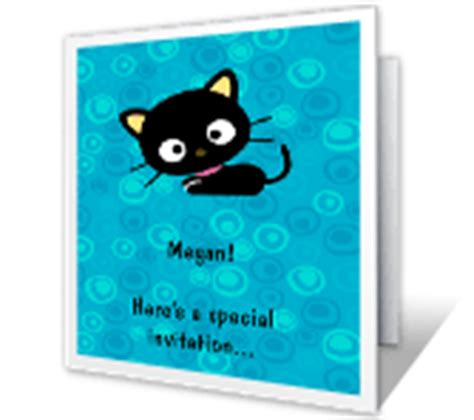 quot special invitation quot birthday printable card blue birthday cards personalize and print at blue mountain