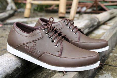 Sepatu Kulit Dr Becco Brown sepatu casual dr becco