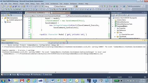 mvvm pattern youtube intro to mvvm free webinar from miguel castro youtube