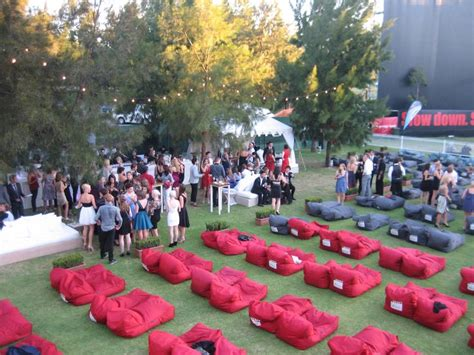 bean bag cinema pre vip drinks at the beautiful by burswood