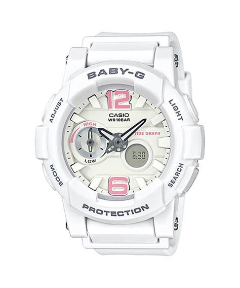 Casio Baby G Bga 180 List Pink Model Terbaru baby g bga 180be 7b add pastel color on your daily s wrist
