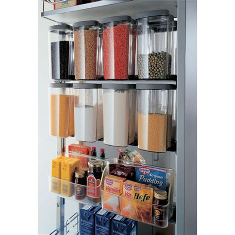 Storage Containers Kitchen Pantry by Pantry Pull Outs Hafele Storage Containers For Pantry