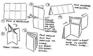 Origami Book Diagram - book the pierian spring ramblings of an