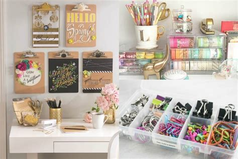 desk organization 11 desk organization hacks that will improve your