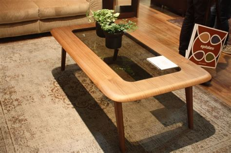 Natuzzi Coffee Tables Natuzzi Coffee Table With Smooth Corners Home Decorating Trends Homedit