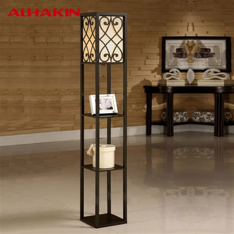 standing lights for living room alhakin style floor l laras de pie wooden