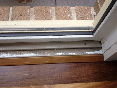 Window Sill Paint Repairing And Repainting A Weathered Door Sill Tmz Painting