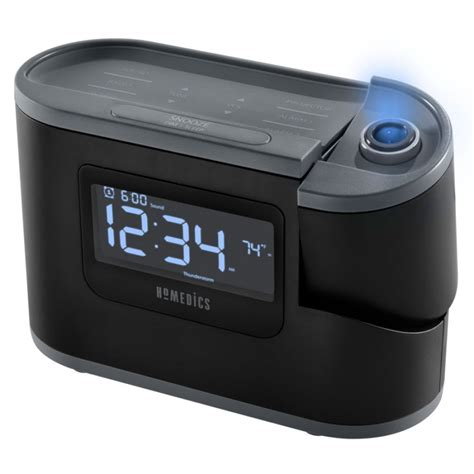 soundspa recharged projection alarm clock homedicscom