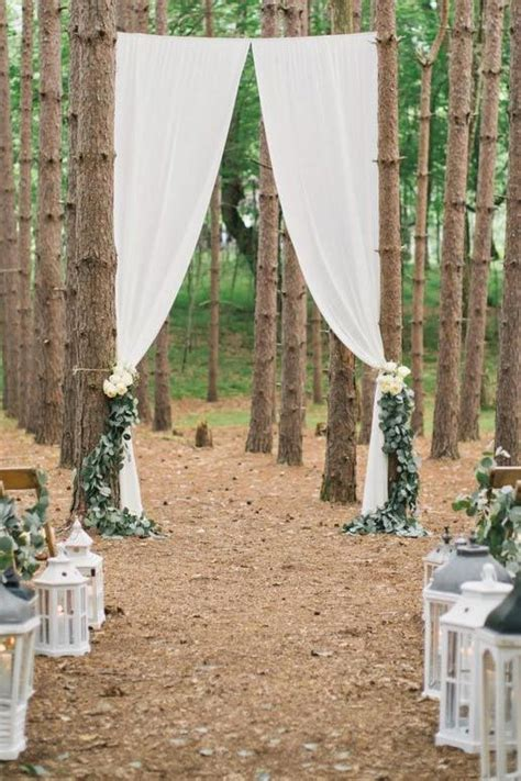outdoor wedding ceremony ideas 3 genius ideas for an outdoor wedding ceremony backdrop weddceremony