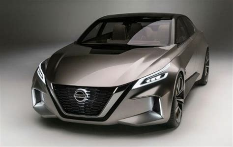 2020 Nissan Altima by 2020 Nissan Altima Review Price Specs Redesign