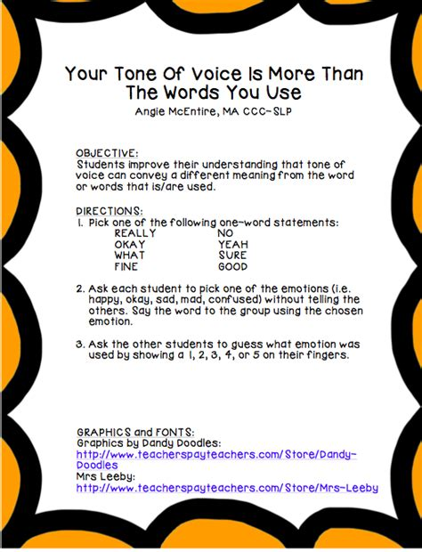 9 Words Use by 2speakright Tone Of Voice Is More Than The Words You Use