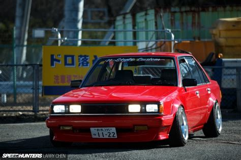 Lu Belakang Daihatsu Charmant 1 Set jdm underdog the four door ae86 speedhunters