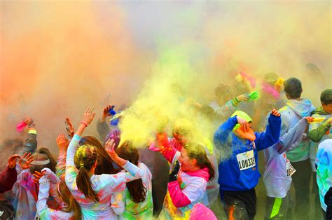 color run nj montville high school color run launches new tradition
