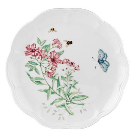 Landscape Supply New Lenox Lenox Butterfly Meadow Tiger Accent Plate