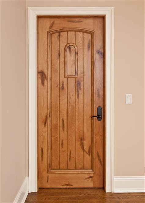 White Interior Doors With Stained Wood Trim Stained Wood Door With White Trim Hmmm For The Home Wood Doors White Trim And