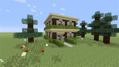 minecraft een huis minecraft een huis bouwen 2 youtube