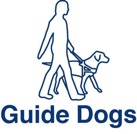 guide dogs for the blind sight support derbyshire