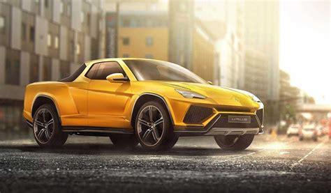 300 Km H Lamborghini by Lamborghini Urus Pick Up Mezzo Da Lavoro Da 300 Km H Foto