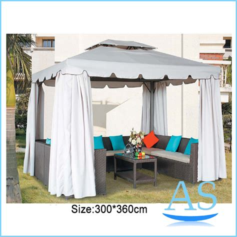 couch tent 2015 high class garden rattan sofa with tent gazebo hotel