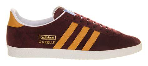 Sandal Wanita Bc Rt161 Sandals Synthetic Maroon lyst adidas gazelle og in for