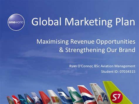 global plan global marketing plan 2011 2012