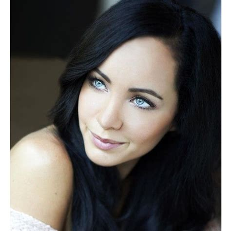 black hair and blue eyes for girls with black hair blue eyes and fair skin liked