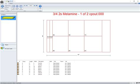 screen to machine optimizer woodworking network