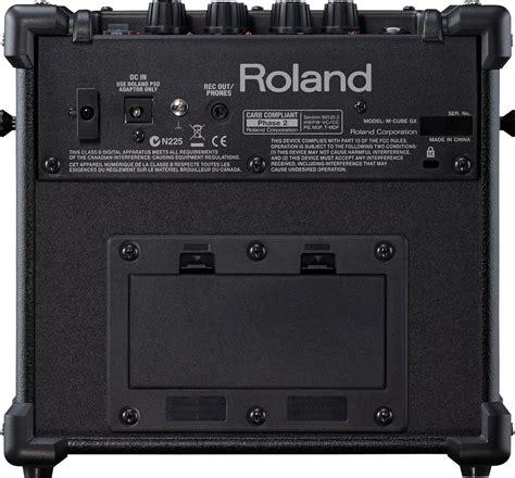 Roland Micro Cube Gx roland micro cube gx guitar lifier