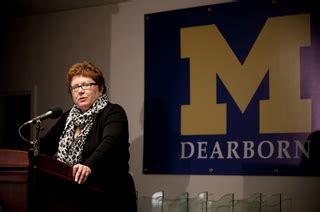 Of Michigan Dearborn Mba Salary by Eastern Michigan Names U M Dean As New Provost