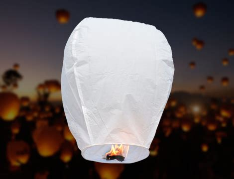 lanterne volanti bologna offerta shopping kit lanterne volanti groupalia