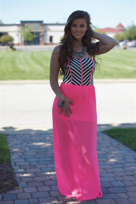my favorite color is neon my favorite color is neon maxi dress from blue layne boutique
