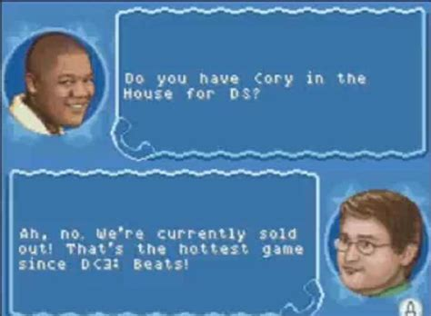 cory in the house ds cory for ds cory in the house know your meme