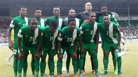 Nigeria World Cup 2018 Nigeria Placed In Of In 2018 Fifa World Cup
