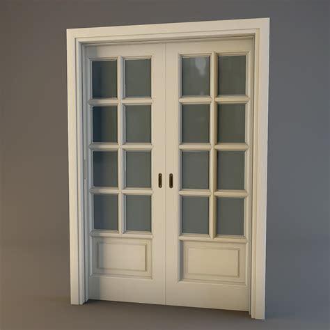3d Door by Door 3d Model