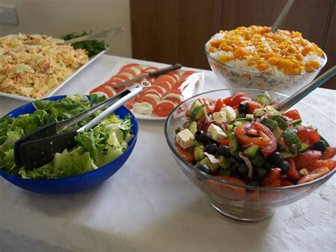 party food ideas buffet driverlayer search engine