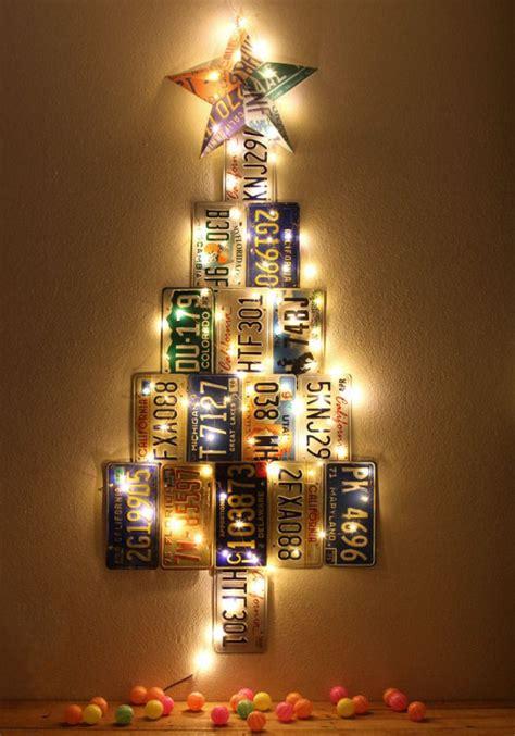 fotos arbol de navidad 20 225 rboles de navidad que puedes hacer tu mismo con cosas