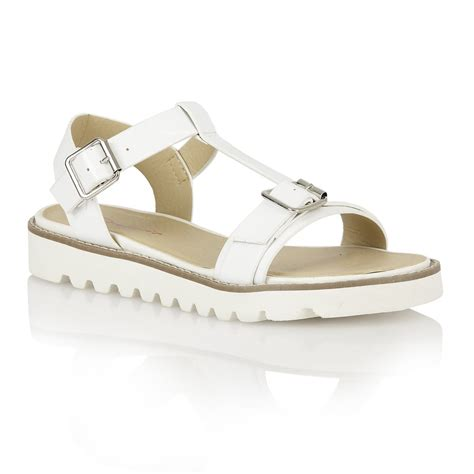 Sandal White buy dolcis genoa sandals in white patent
