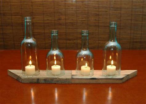 dänische kerzenleuchter die besten 25 recycelte weinflaschen ideen auf