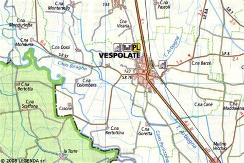 in regione si trova pavia vespolate on line geografia