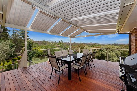 Skillion Roof Patio by Act Deck Spanline Australia