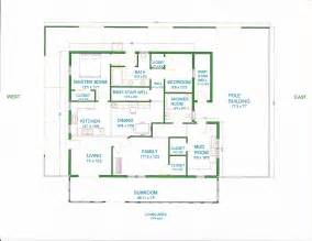 Shed Home Floor Plans by Pole Barn Floor Plans 2 Bedroom Houses Trend Home Design