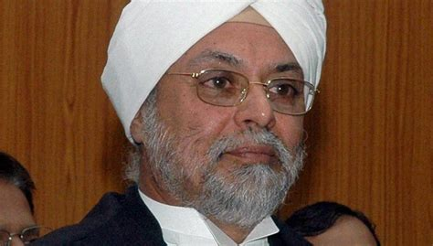 Js V js khehar to be next chief justice of india india news