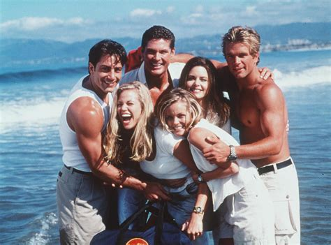the bay the series cast compare the cast of the baywatch movie to the 90s tv