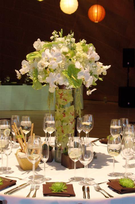 wedding reception centerpieces romantic decoration