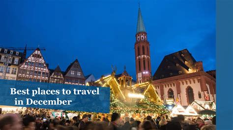 best places to travel in december the morning call