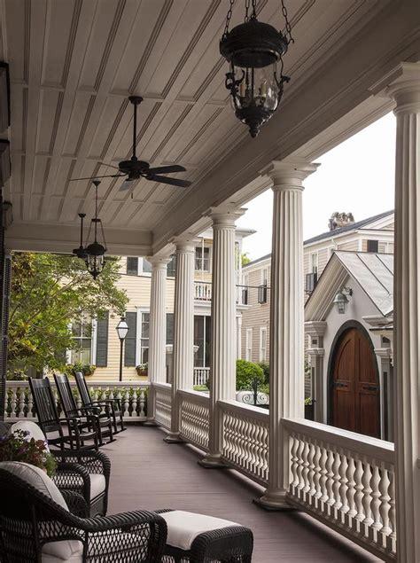 Charleston Porches charleston piazza porches