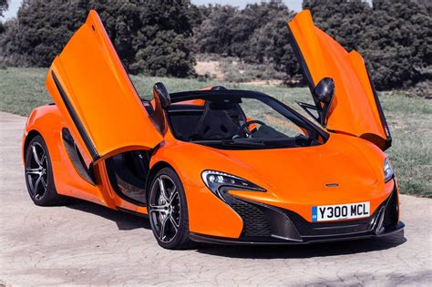 mclaren value used 2015 mclaren 650s spider for sale pricing