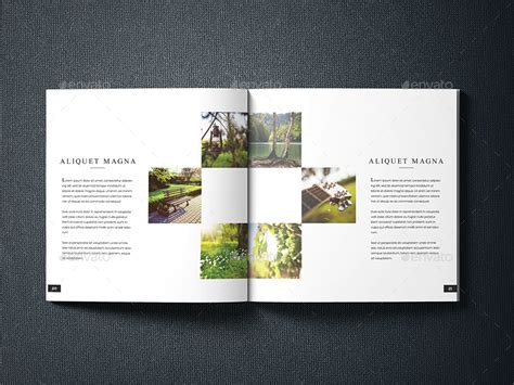 photographer portfolio brochure template by shapshapy