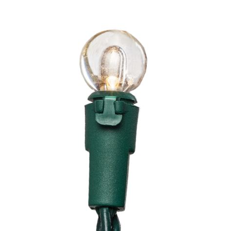 Battery Operated Lights For Outdoors Shop Living 35 Count Indoor Outdoor Constant Warm White Led Battery Operated Globe