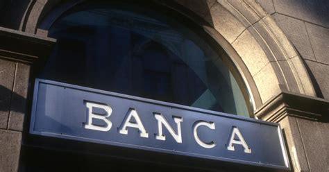 sofferenze banche italiane ecco le 114 banche italiane a rischio per le sofferenze